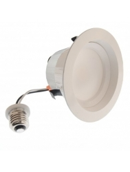 "LUMINIZ  DW1021-12-6WWC- 5/6"" ED Retrofit Kit - 12 Watt - 3000K Warm White - Fully Dimmable - Energy Star 120V"